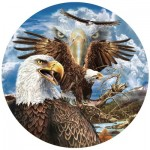 Puzzle  Sunsout-46591 Steven Michael Gardner - 13 Eagles