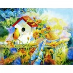 Puzzle  Sunsout-47191 Pièces XXL - Kathleen Denis - A Song for a New Day