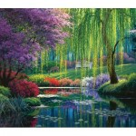 Puzzle  Sunsout-48516 Pièces XXL - Willow Pond