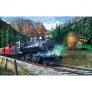 Puzzle  Sunsout-55743 Kevin Daniel - The Leinad Express