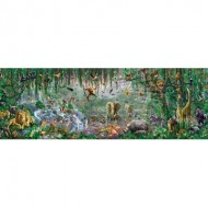Puzzle  Sunsout-71610 Pièces XXL - Adrian Chesterman - African Mural
