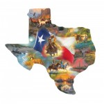 Puzzle  Sunsout-95030 Pièces XXL - Mark Keathley - Images of Texas