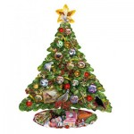 Puzzle  Sunsout-95849 Lori Schory - The Twelve Days of Christmas X Two