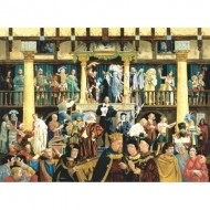 Puzzle  Sunsout-CN67514 James Christensen - All The World's A Stage