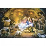 Puzzle  Sunsout-EC44155 Tom DuBois - No Room at the Inn