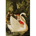 Puzzle  Grafika-Kids-00115 Hansel et Gretel, illustration par Carl Offterdinger