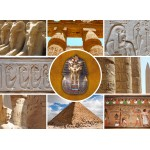 Puzzle  Grafika-Kids-00955 Collage - Egypte