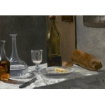 Puzzle  Grafika-Kids-01033 Claude Monet - Nature Morte, 1863