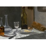 Puzzle  Grafika-Kids-01035 Claude Monet - Nature Morte, 1863