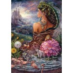 Puzzle  Grafika-Kids-01525 Josephine Wall - The Untold Story