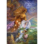 Puzzle  Grafika-Kids-01537 Josephine Wall - Wind of Change