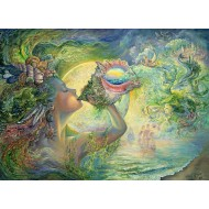 Puzzle  Grafika-Kids-01540 Josephine Wall - Call of the Sea