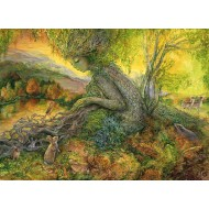 Puzzle  Grafika-Kids-01575 Josephine Wall - Autumn Serenade
