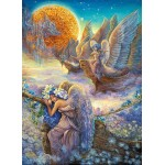 Puzzle  Grafika-Kids-01589 Josephine Wall - I Saw Three Ships