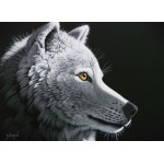 Puzzle  Grafika-Kids-01653 Schim Schimmel - Wolf Light