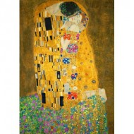 Puzzle  Art-by-Bluebird-60015 Gustave Klimt - The Kiss, 1908