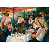 Puzzle  Art-by-Bluebird-60048 Renoir - Luncheon of the Boating Party, 1881