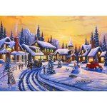 Puzzle  Bluebird-Puzzle-70100 A Christmas Story