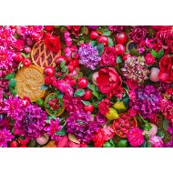 Puzzle  Bluebird-Puzzle-70222 Flowers & Fruits