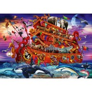 Puzzle  Bluebird-Puzzle-70235-P The Ark