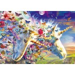 Puzzle  Bluebird-Puzzle-70245-P Unicorn Dream