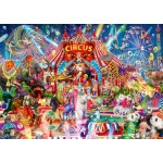 Puzzle  Bluebird-Puzzle-70250-P A Night at the Circus