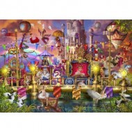 Puzzle  Bluebird-Puzzle-70251-P Magic Circus Parade
