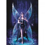 Puzzle  Bluebird-Puzzle-70438 Anne Stokes - Enchantment