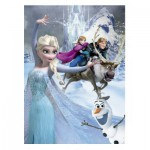 Puzzle  Educa-16267 La Reine des Neiges