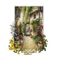 Puzzle  Educa-16652 In the Small Flower Village