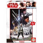 Puzzle  Educa-17465 Star Wars 8