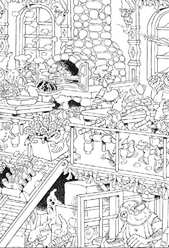 Jan van haasteren livre de coloriages volume 2 puzzle - Coloriage puzzle ...