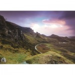 Puzzle  Jumbo-18546 Trotternish Ridge, Ecosse