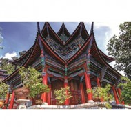 Puzzle  Jumbo-18584 Temple Chinois