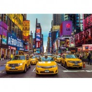 Puzzle  Jumbo-18832 New York Taxis
