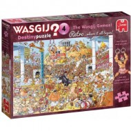 Puzzle  Jumbo-19178 Wasgij Destiny 4 - The Wasgij Games