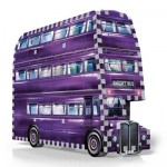 Wrebbit-3D-0507 Puzzle 3D - Harry Potter : The Knight Bus