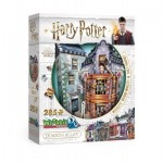 Wrebbit-3D-0511 Puzzle 3D - Harry Potter (TM) - Weasleys' Wizard Wheezes & Daily Prophet
