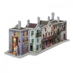 Wrebbit-3D-1010 Puzzle 3D - Harry Potter : Chemin de Traverse