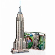 Wrebbit-3D-2007 Puzzle 3D - New-York : Empire State Building