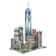 Wrebbit-3D-2012 Puzzle 3D - New York Collection : World Trade