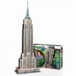 Wrebbit-3D-34507 Puzzle 3D - New-York : Empire State Building