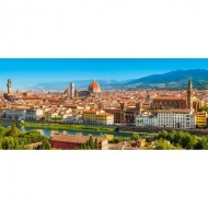 Puzzle  Castorland-060078 Panorama of Florence