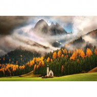 Puzzle  Castorland-103270 Magic of the Mountains