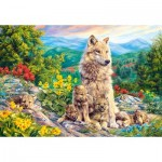 Puzzle  Castorland-104420 New Generation