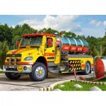Puzzle  Castorland-13074 Tanker Truck