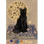 Puzzle  Heye-29719 Crowther, Black Cat