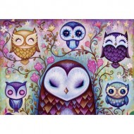 Puzzle  Heye-29768 Dreaming, Great Big Owl
