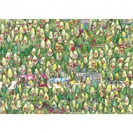 Puzzle  Gibsons-G1044 Pièces XXL - Avocado Park