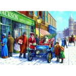 Puzzle  Gibsons-G2214 Pièces XXL - Kevin Walsh - Family Christmas Shop